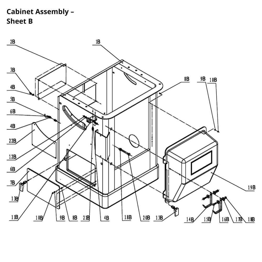 cabinet saw diagram   19 wiring diagram images